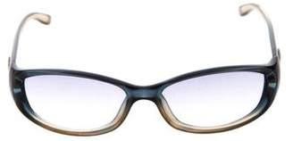 Gucci Round Logo Sunglasses