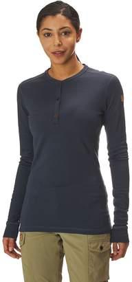 Fjallraven Lappland Merino Henley Long-Sleeve Shirt - Women's