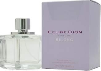 Celine Dion Belong for Women Eau De toilette Spray, 3.3-Ounce