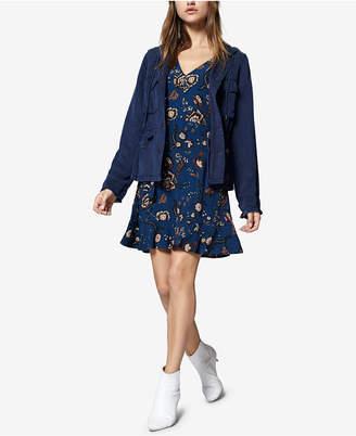 Sanctuary Harvest Moon Ruffled Floral-Print Dress