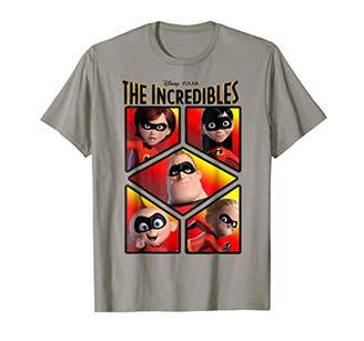 Disney Pixar Incredibles Five Graphic T-Shirt