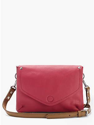 White Stuff Josie Cross Body Bag, Pink