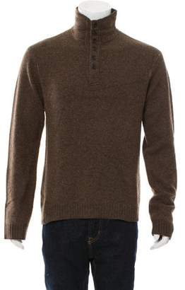 Inhabit Woven Button-Up Sweater w/ Tags
