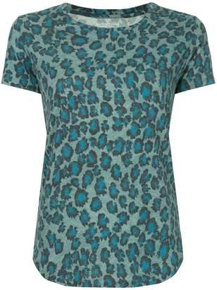 Majestic Filatures leopard print T-shirt