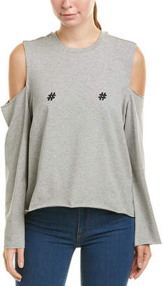 KENDALL + KYLIE Patch Top