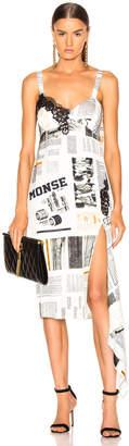 Monse Slip Dress