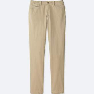 Uniqlo Men's Vintage Regular Fit Chino Flat-front Pants