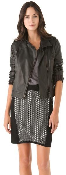 Rag & bone Elgin Leather Jacket