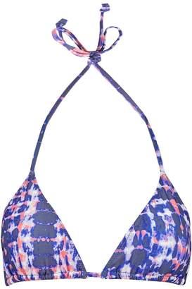 0f1665d2c51e3 Dorothy Perkins Womens *Dp Beach Purple Tie Dye Triangle Bikini Top