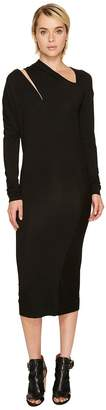 Vivienne Westwood Timans Long Sleeve Dress Women's Dress