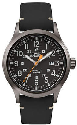 Timex Mens Analog Expedition Scout Watch