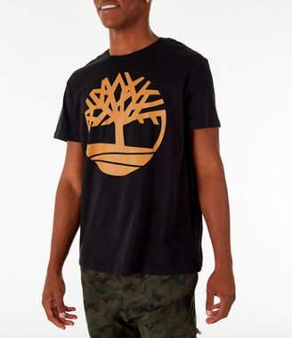 Timberland Men's Big Tree Logo T-Shirt