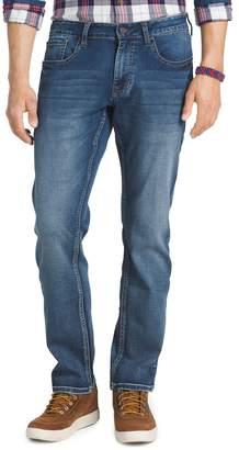 Izod Men's Ultra Soft Straight-Fit Sportflex Stretch Performance Jeans