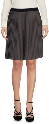 Les Copains Knee length skirts