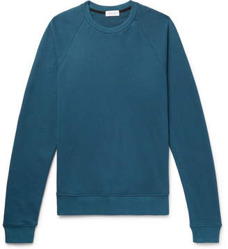 John Elliott Loopback Cotton-Jersey Sweatshirt