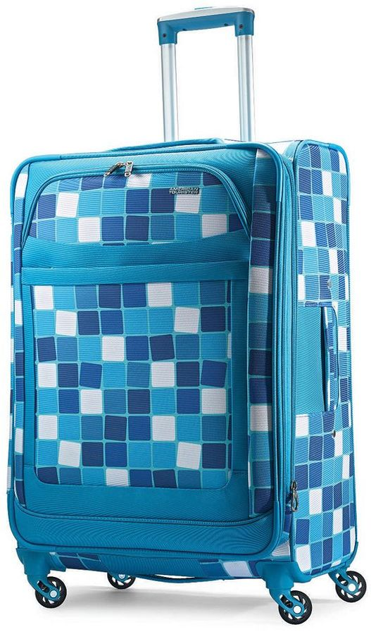 American Tourister American Tourister iLite MAX Checks Spinner Luggage