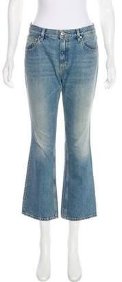 IRO Mid-Rise Straight-Leg Jeans