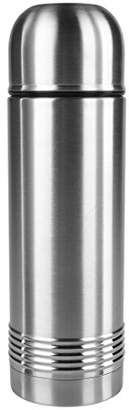 Emsa 618701600 Senator Safe Loc insulated flask, 0.7 litres, stainless steel