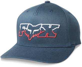 sale retailer 6cdd9 c4956 Fox Mens Duel Head Snapback Hat