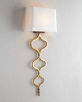 Regina-Andrew Design Regina Andrew Design Sinuous Metal Sconce
