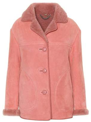 Burberry Shearling jacket