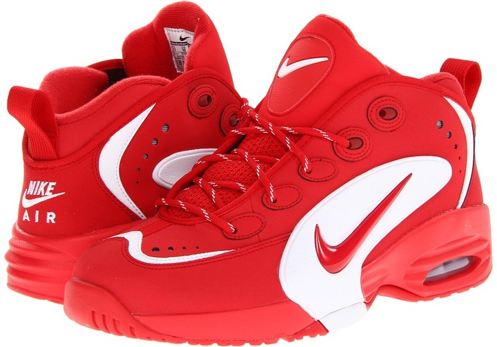 Nike Air Way Up (University Red/University Red/White) - Footwear