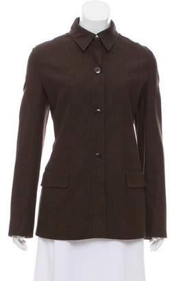Max Mara Tailored Wool Jacket