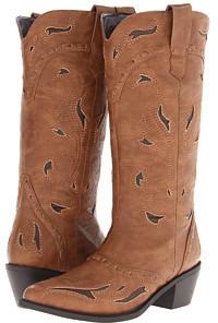 Roper Interlace Fashion Boot