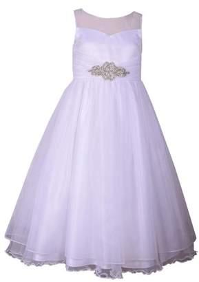 Iris & Ivy Embellished First Communion Dress