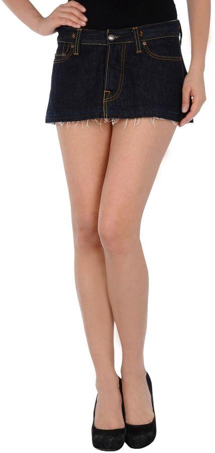 HTC Denim skirts