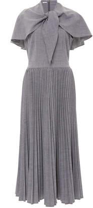 Co Midi Pleated Dress