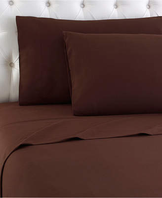 Shavel Micro Flannel Solid Queen 4-pc Sheet Set