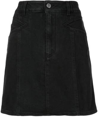 Givenchy classic denim skirt