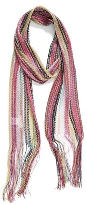 Women's Collection Xiix Havana Waves Slimmy Scarf $28 thestylecure.com