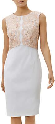 Fenn Wright Manson Crete Dress, Peach