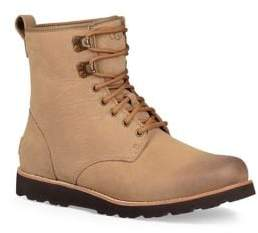 UGG Hannen UGGpure-Lined Waterproof Leather Boots