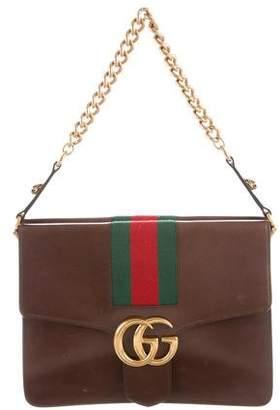 Gucci GG Marmont Web Shoulder Bag