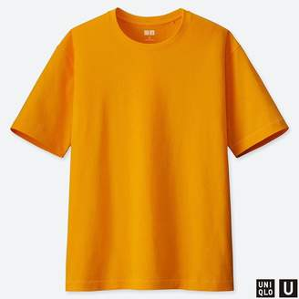 Uniqlo WOMEN U Relax Fit Crew Neck Short Sleeve T