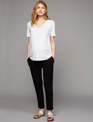 Isabella Oliver Pea Collection Emma Maternity Pants