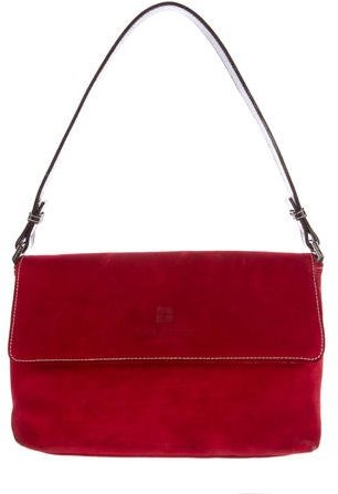 Kate Spade Kate Spade New York Suede Flap Shoulder Bag