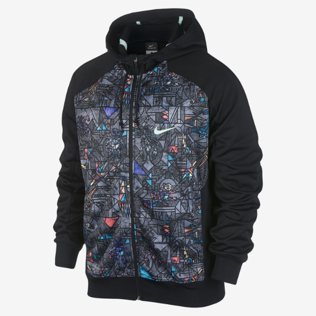 Nike Graphic Fan Hero FZ Men's Hoodie