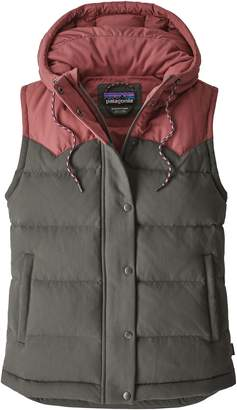 Patagonia 'Bivy' Water Repellent 600 Fill Power Down Vest