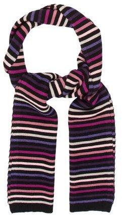 Sonia RykielSonia Rykiel Multicolor Striped Scarf