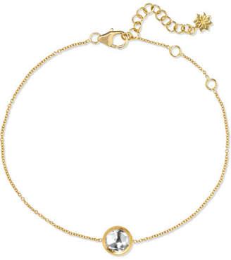 Amrapali Kundan 18-karat Gold Diamond Bracelet