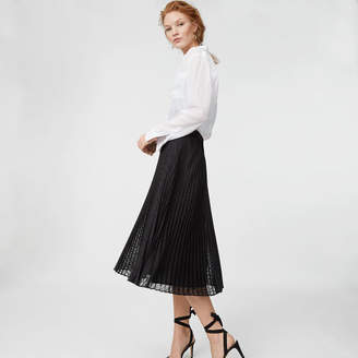 Club Monaco Behtina Pleated Skirt