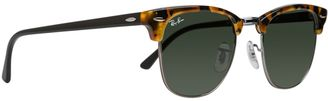 Ray-Ban Clubmaster Fleck $160 thestylecure.com