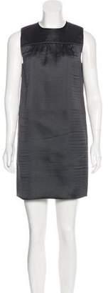 Prada Satin Shift Dress