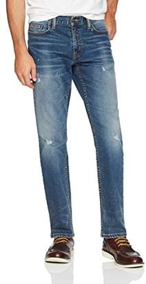 Ringspun Rugged Mile Men's Straight Fit Denim Jean 32/32
