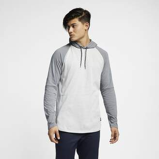 Hurley Men's Long-Sleeve Hoodie Dri-FIT Grant