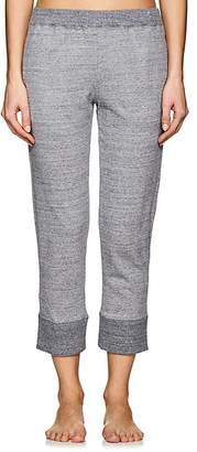 Castle & Hammock Women's Mélange Cotton Crop Pants